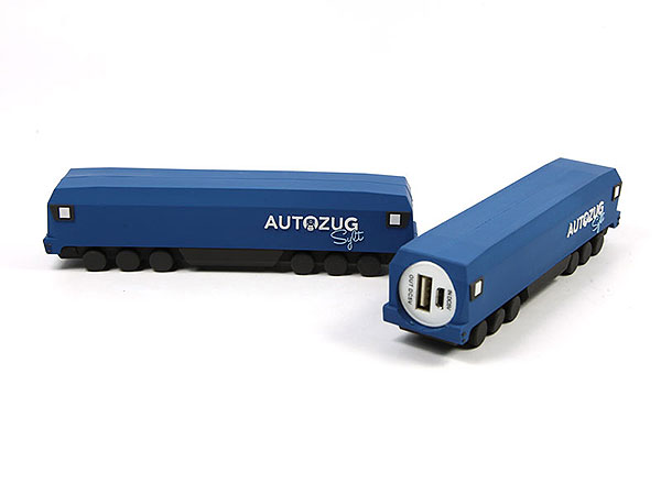 akku batterie druck 2farbig blau zug
