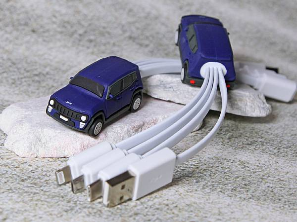 sonderanfertigung ladekabel adapter auro jeep werbung
