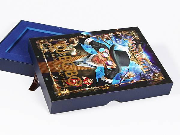 stuelpdeckel verpackung box schachtel druck gold
