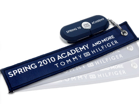 Tommy-Hilfiger USB-Stick Werbegeschenk, Kunststoff.05
