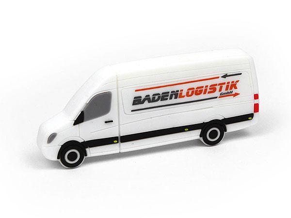 Transporter, Lieferwagen, USB-Stick