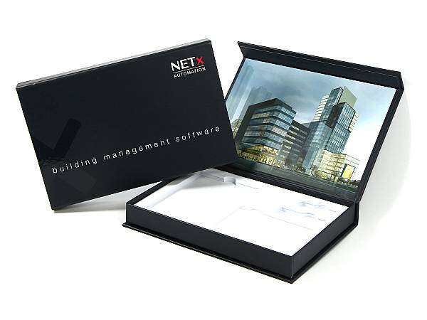verpackung magnetbox sonderverpackung geschenkbox individuell schwarz logo geschenkverpackung digitaldruck logo