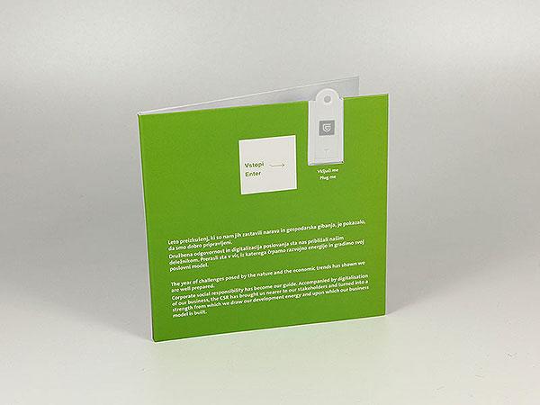 archiv card individuell karte bedruckt usb-stick klappkarte