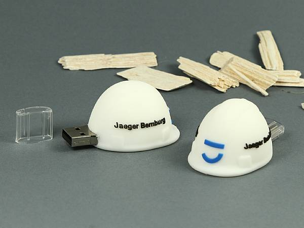 USB-Stick Bauhelm