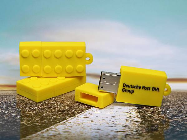 USB-Stick Brick Baustein