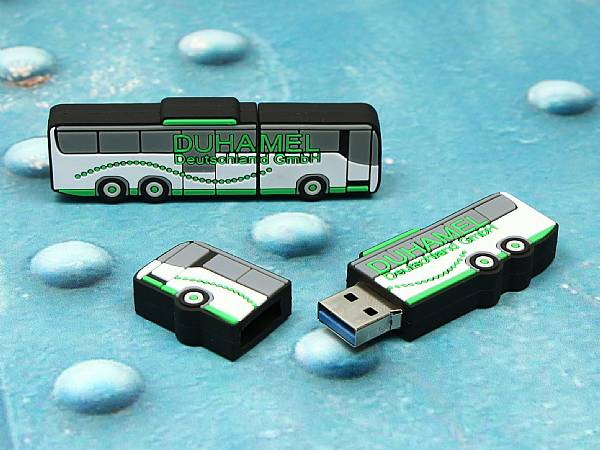 usb stick bus transport verkehr straße
