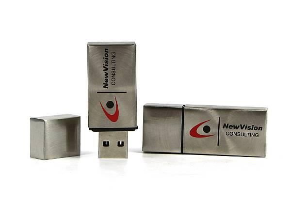 USB-Stick Metall 09