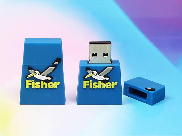 usb stick freiform logo custom logo werbung