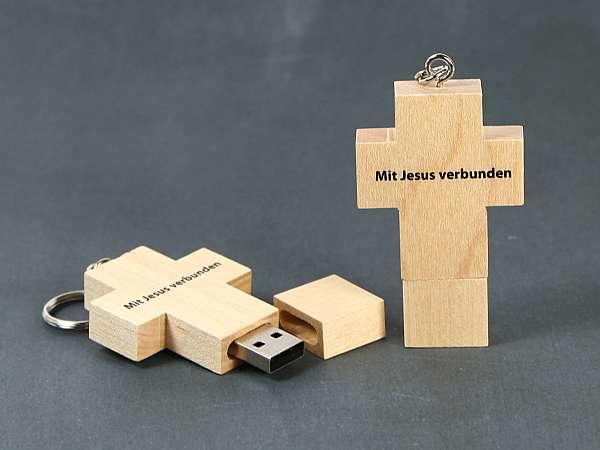 usb-stick-holzkreuz-hell-text-schwarz