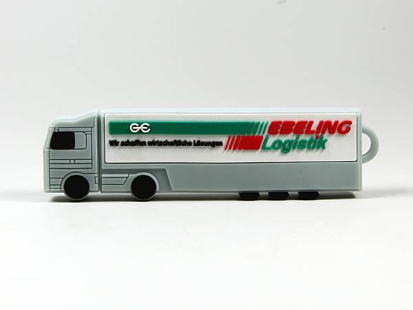usb stick lkw transport logistik verkehr