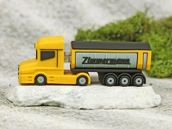 usb stick lkw transporter truck verkehr strasse