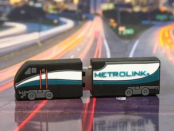 usb stick metro bahn underground transport verkehr