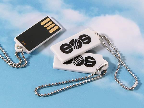usb stick mini klein kunststoff leicht logo werbung