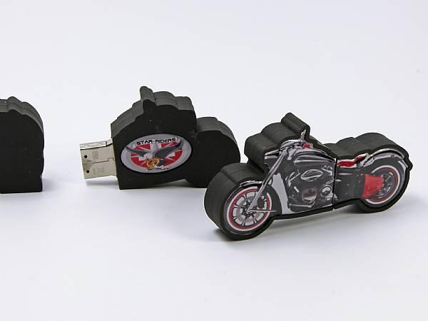 usb stick motorrad bike harley custom