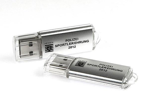 USB-Stick Polizei, Kunststoff.07