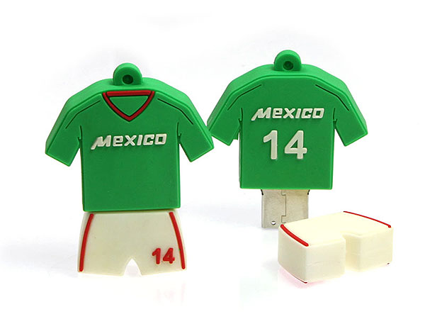 sportlich, Fußball Trikot Mannschaft Sport Verband grün, CustomModifizierbar, PVC
