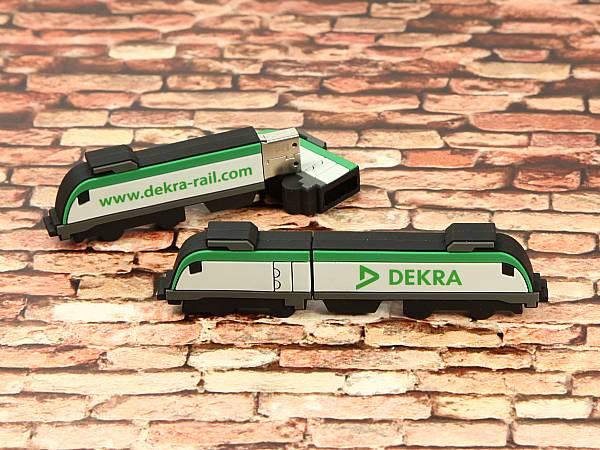 USB-Stick Zug, Eisenbahn, Dampflok