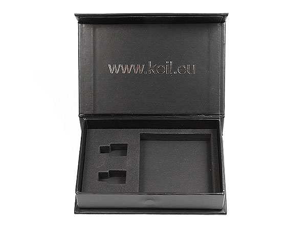 Inlay Keil, Individuelle Klappbox