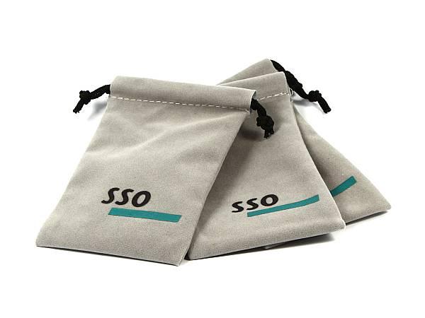 verpackung textilbeutel samtbeutel usb powerbank logo