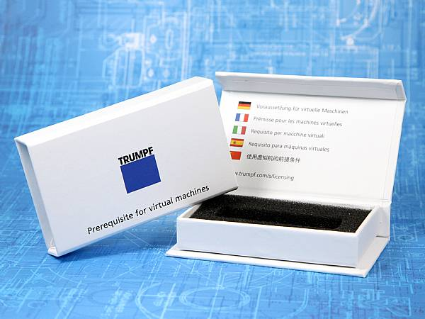 Die Dongle Box - eine Verpackung für Dongles
