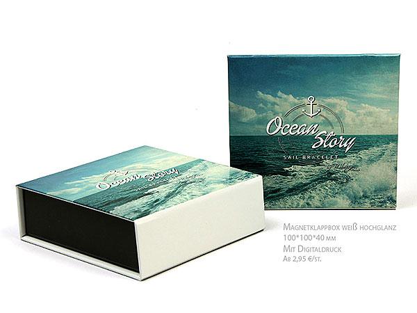schmuck verpakung, box, klappbox, geschenkbox, digitaldruck, farbig, ocean story, schmuckbox
