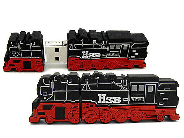 Zug, Lok, Eisenbahn, Transport, Schienenverkehr, schwarz, rot, CustomProdukt, PVC