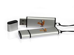 Barato III, günstiger Aluminium USB-Stick
