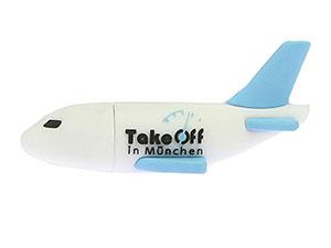 USB-Stick in Flugzeugform, USB-Stick Flugzeug