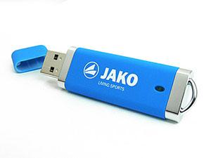 Flacher USB Stick, in allen Farben lieferbar, sehr gutes Modell