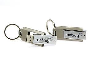 USB Stick aus hochwertigem Metall