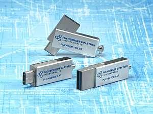USB-Stick Zenta mit Typ-C Stecker