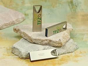 USB Hanka bedruckbar als Geschenk
