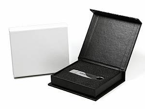 Magnetklappbox für USB Sticks, Geschenkverpackung