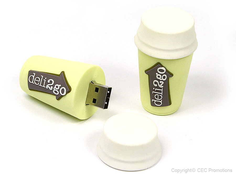 USB Fass & Verpackung