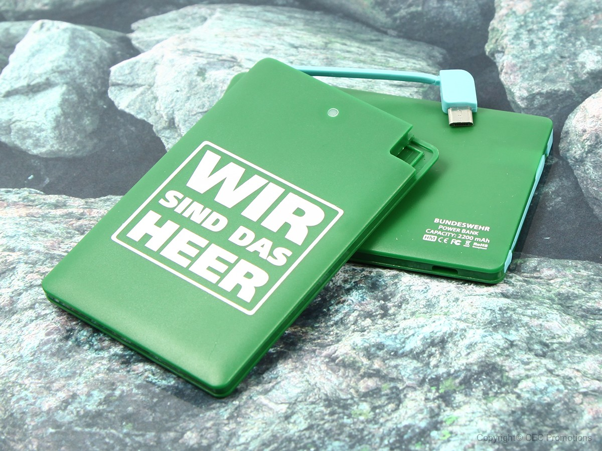 Powerbank - PowerCard