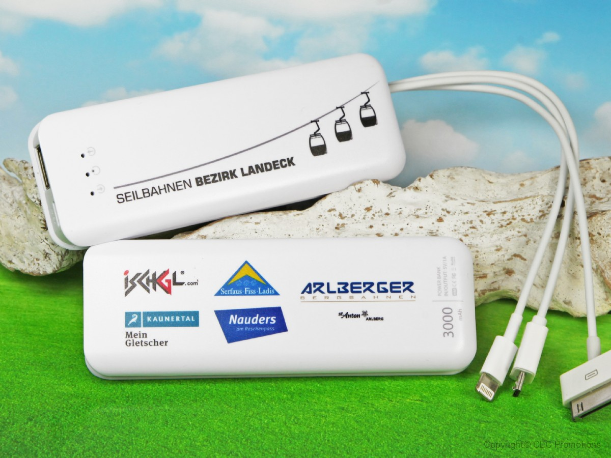 Powerbank - PowerCubic