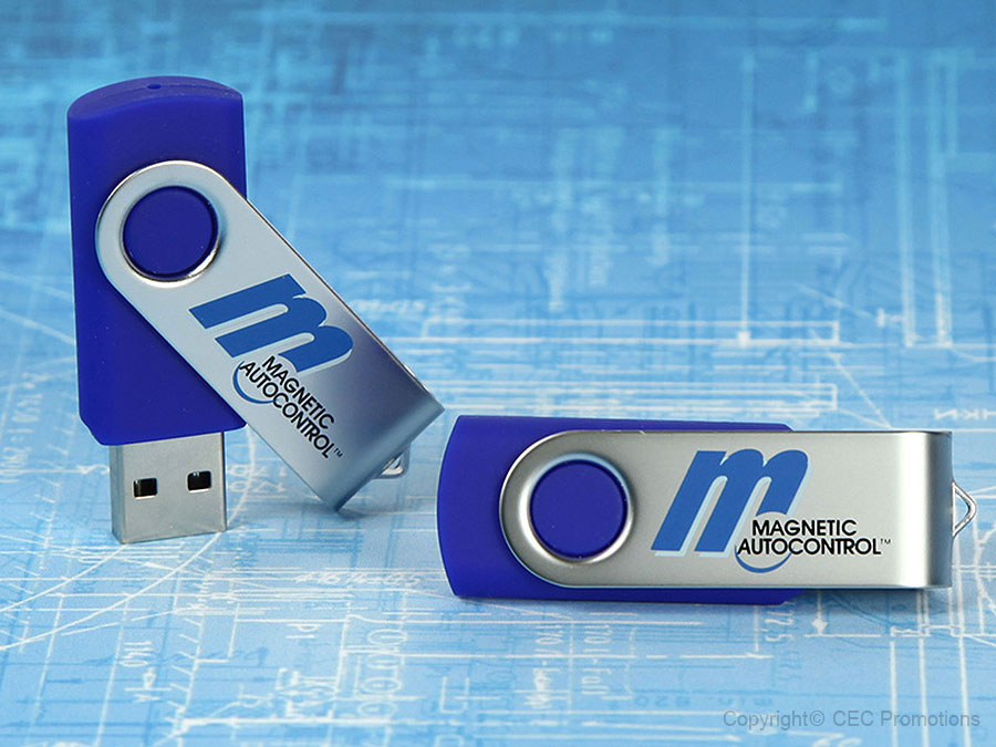 USB Metall 01 Twister