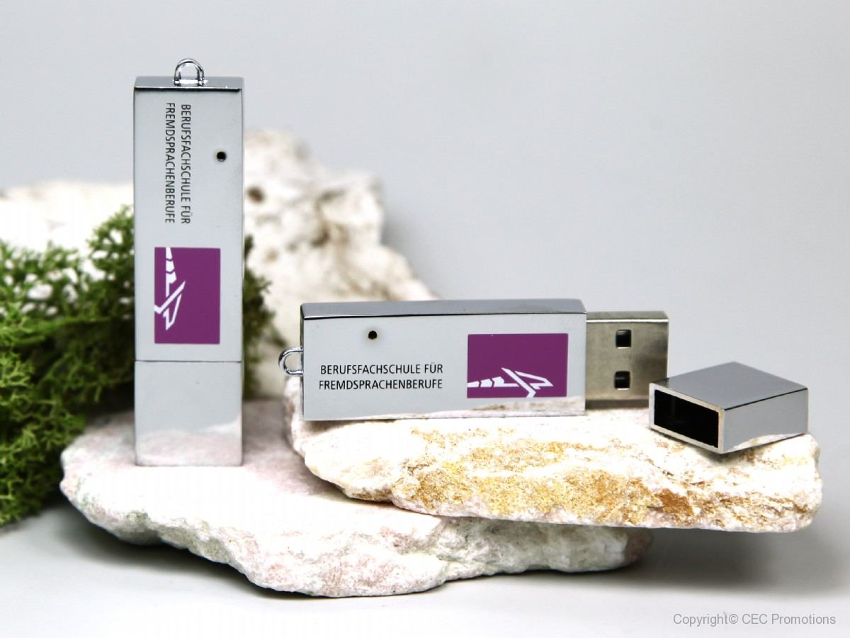 USB-Stick Metall 04