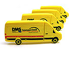 Spedition, Logistik, Transporter Unternehmen, gelb, Sprinter, crafter, CustomModifizierbar, PVC