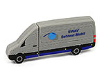 Sprinter, Transport, Logistik, grau, Aufdruck, crafter,, CustomModifizierbar, PVC