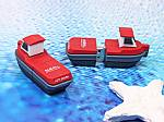 usb stick schiff boot frachter see transport