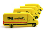 USB Stick, Spedition, Logistik, Transport Unternehmen, gelb, Sprinter, crafter,